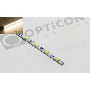 OPTICON LED pásek SLIM TEPLÝ 18W/m 72SMD2835/m, hliníková lišta, délka 1m